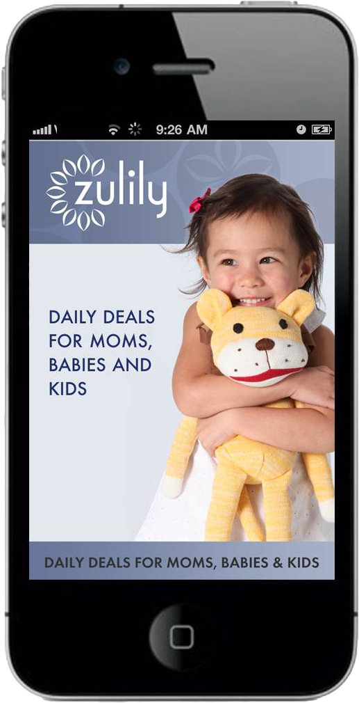 zulily for iPhone